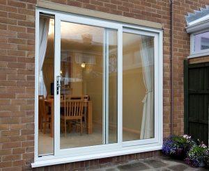 Duplex slider window 3